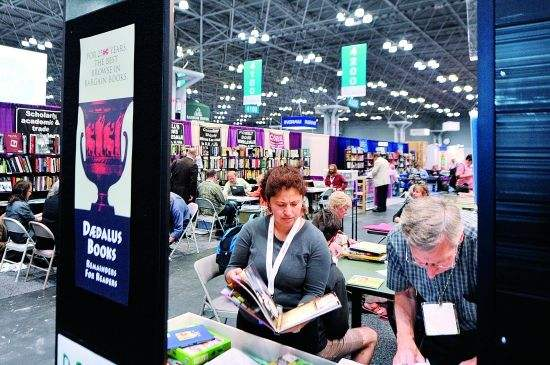 首届纽约国际版权交易博览会将于明年5月举行