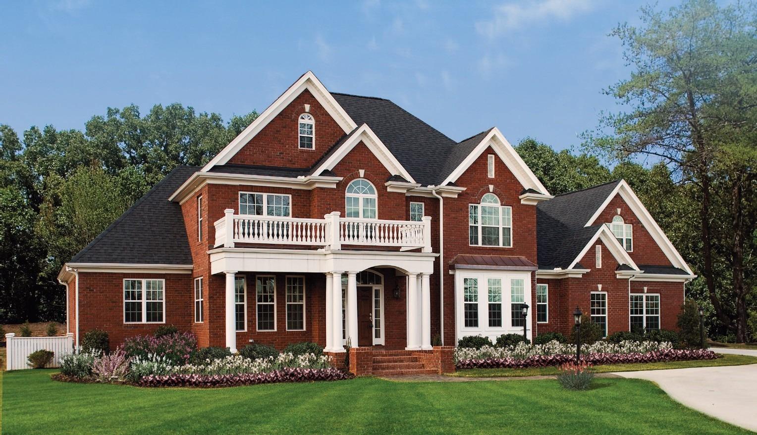 美式新农村自建房设计图纸小别墅乡村二三层半房屋施工图全套定制