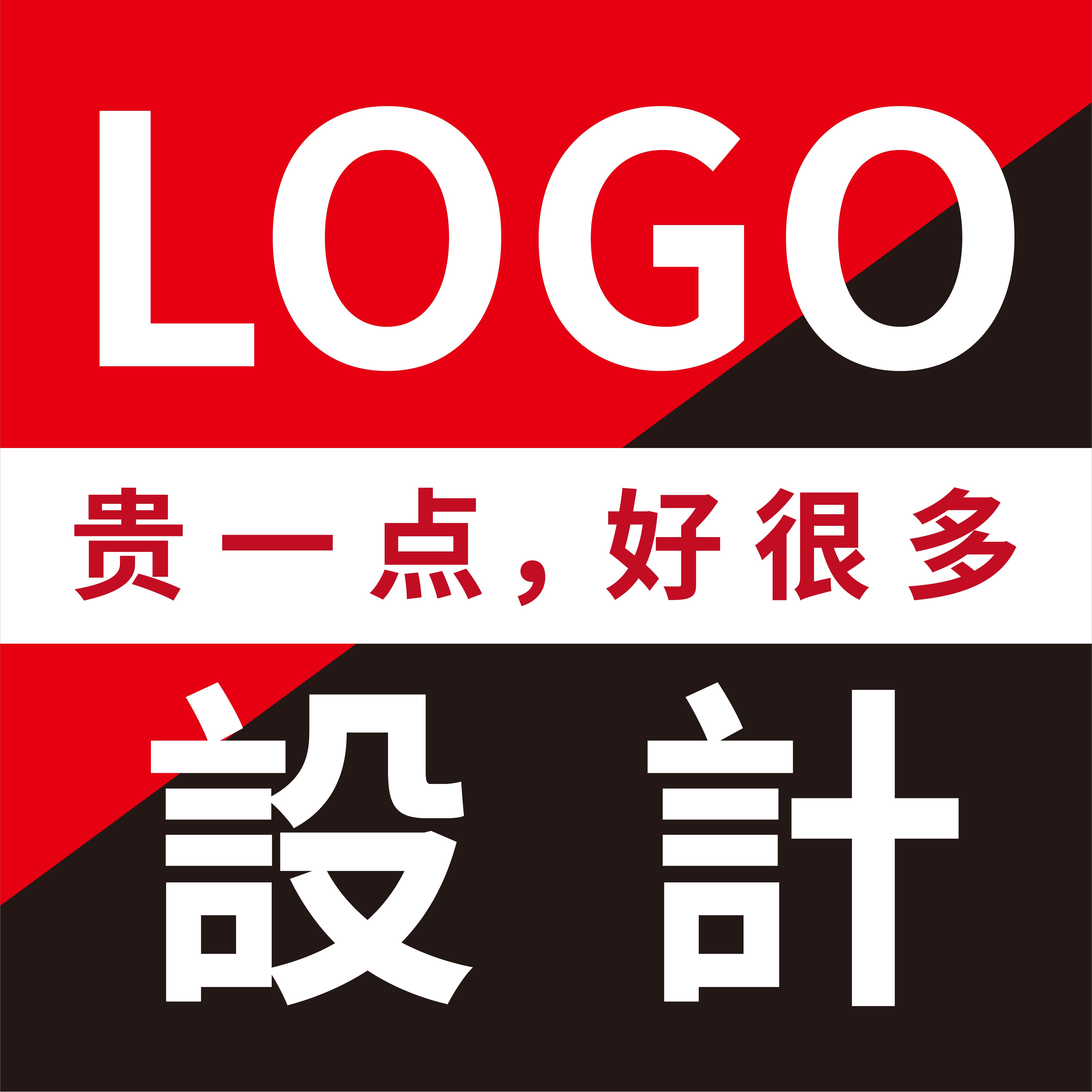 企业公司品牌logo设计图文标志商标图标LOGO画册精品套餐