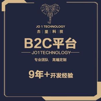 B2C商城系统开发|购物商城|B2C电商平台开发网站开发