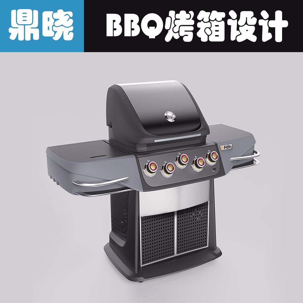 烤箱/钣金设计/产品设计/工业设计/外壳设计/电烘箱设计