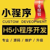 H5开发 Html5定制开发 小程序开发 小程序个性设计