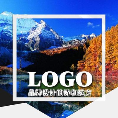 企业logo设计标志设计商标设计图标设计动态卡通logo设计