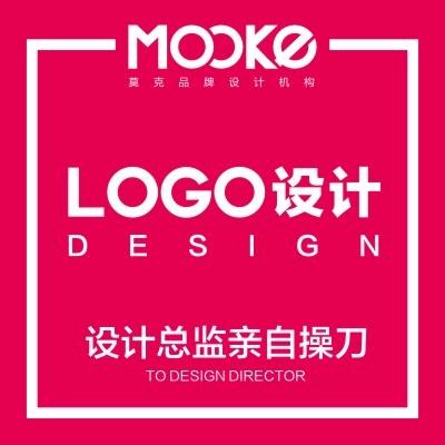 卡通logo设计金融教育公司餐饮互联网房地产食品标志设计