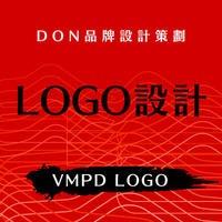 DON严选企业 logo 设计标志字体商标动态卡通 LOGO 设计