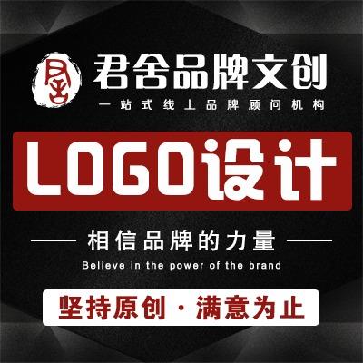 企业公司logo设计餐饮卡通logo设计餐饮商标图标标志设计