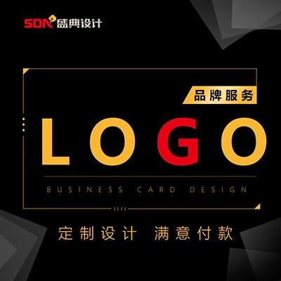 logo设计产品牌商标设计企业网店食品金融家居卡通中英文标志