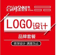 标志设计品牌LOGO卡通logo设计公司LOGO