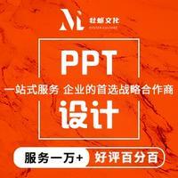 PPT设计PPT制作演示汇报路演招商课件简历PPT美化
