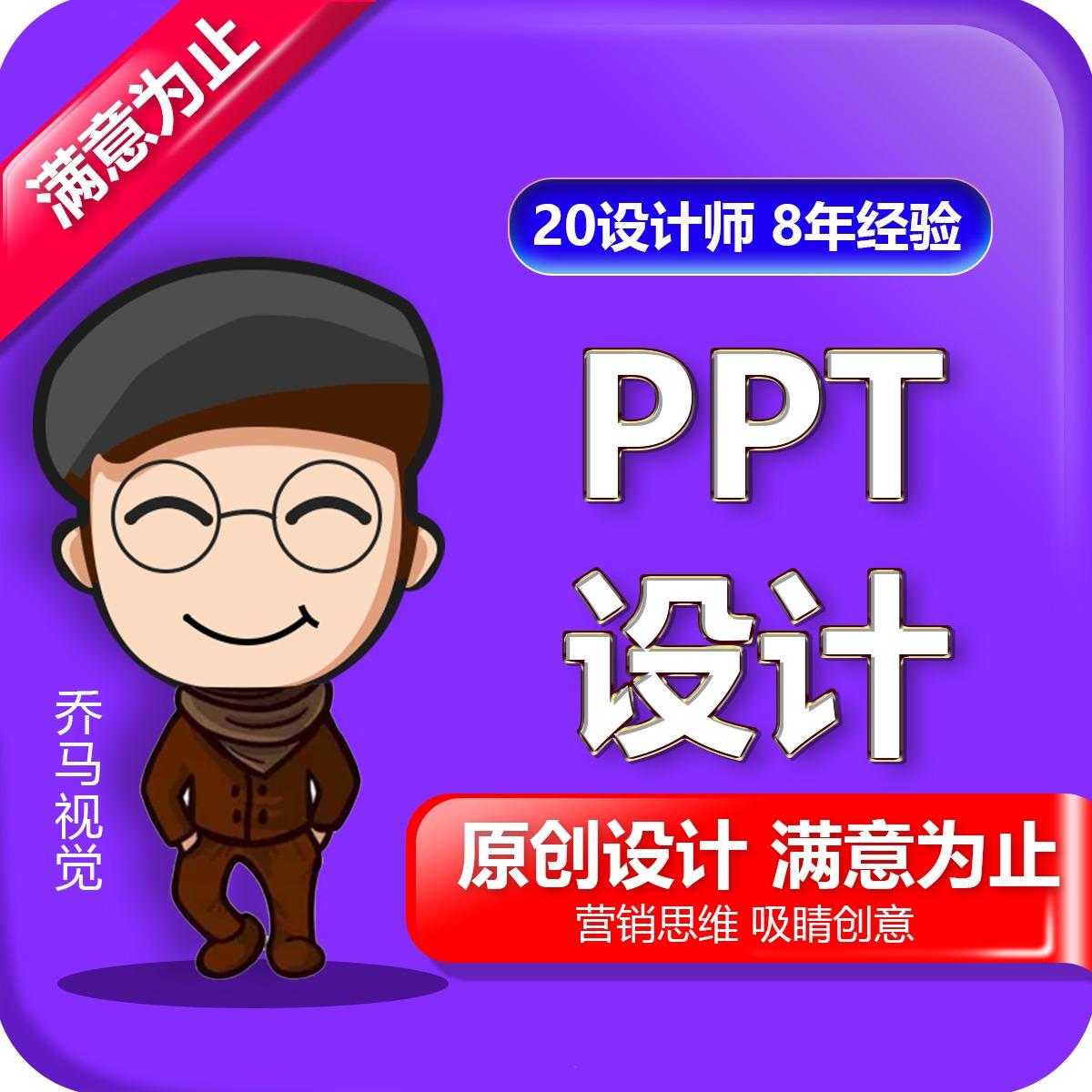 PPT设计路演PPT制作美化项目ppt演示汇报模板H5设计