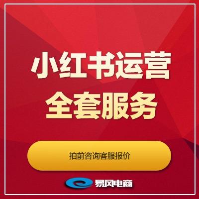 小红书平台服务托管各类服务运营执行管理托管运营达人笔记运营