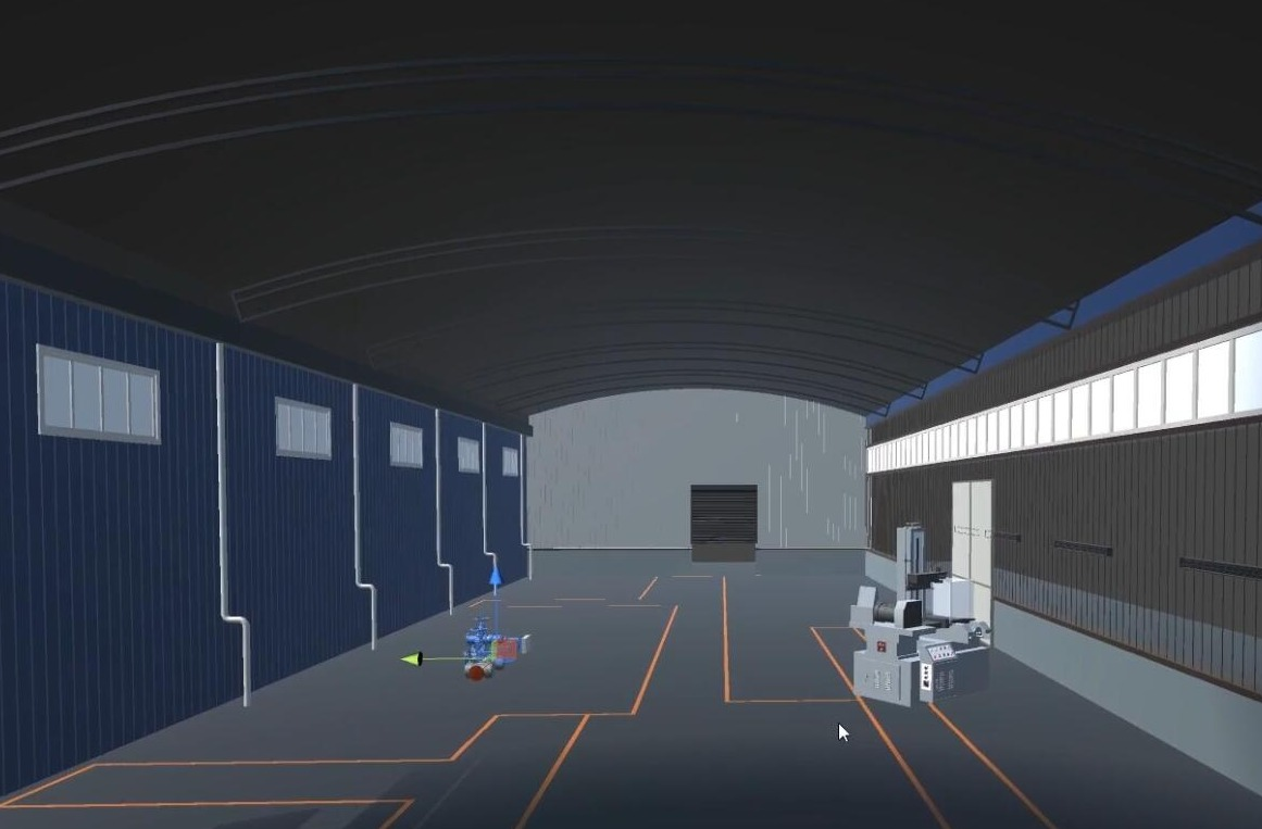 投标演示/方案汇报用3D动画三维动画制作增加中标率