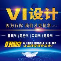 【设计总监】高端企业VI视觉公司企业医疗服务餐饮教育旅游设计