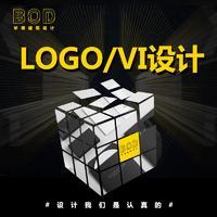 企业公司logoVI设计标志设计卡通logo商标设计图标设计