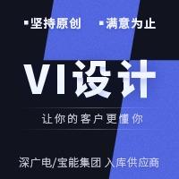 【卡通vi】Q版定制卡通vi设计手绘卡通VIS导视应用设计