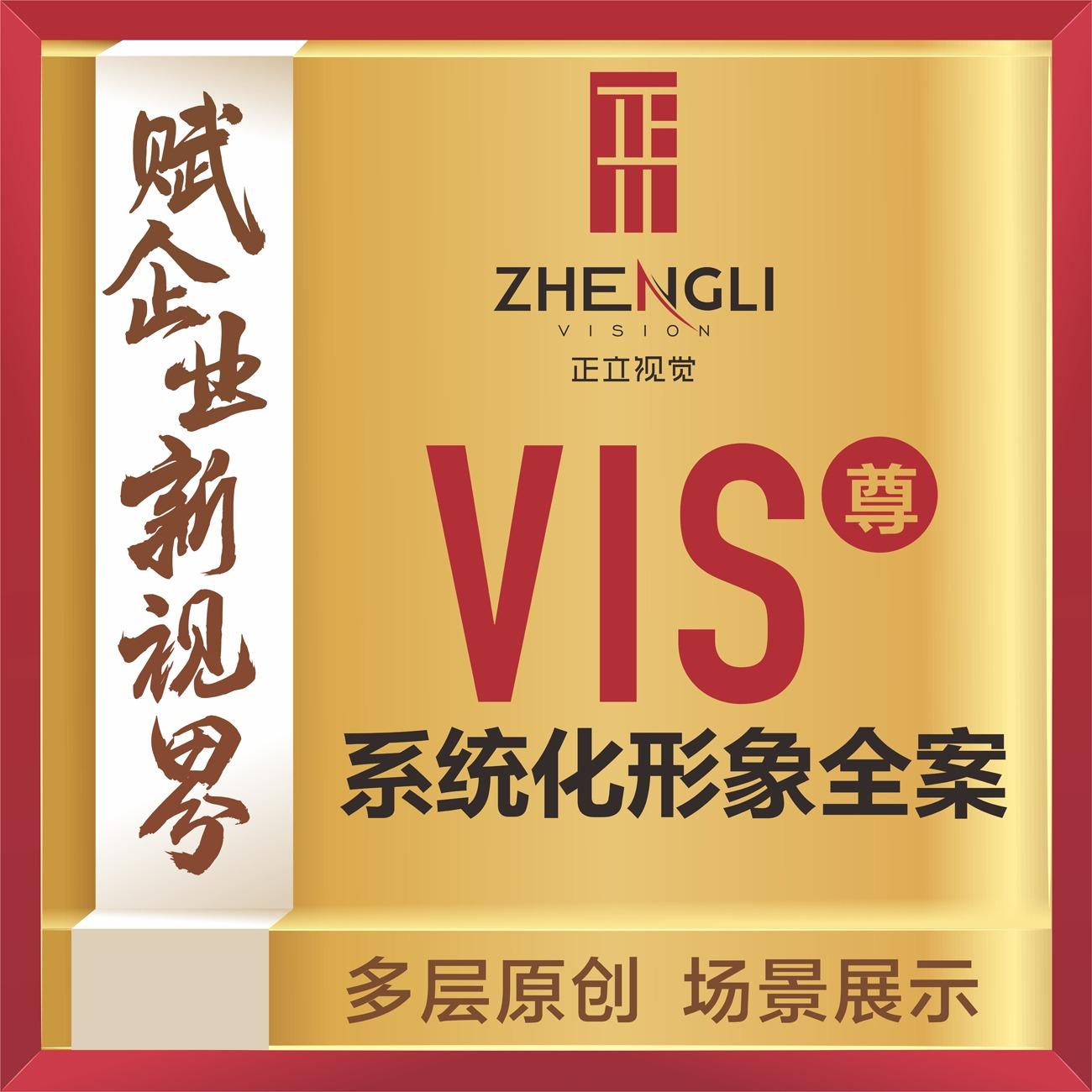 正立形象vi设计视觉系统办公系统高端vi视觉设计企业原创VI