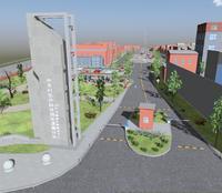 园区3D建模/建筑3D建模/场景3D建模/工地3D建模