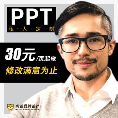 PPT策划美化设计制作ppt公司介绍项目汇报课件模板商业计划