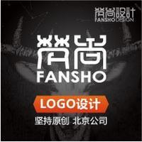 梵尚 LOGO 服装服务电子百货烟酒企业品牌时尚卡通国际商标设计