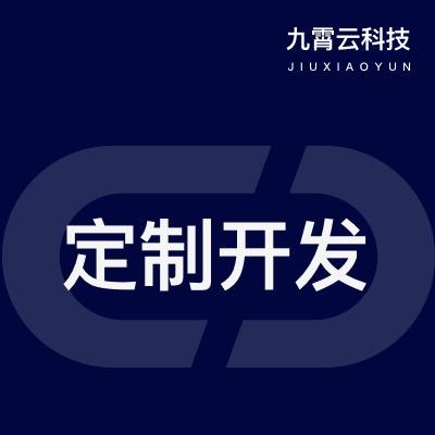 【企业网站】定制系统开发 电商 房产 工业 教育  管理系统