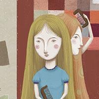 装饰画-水彩画-水墨画-广告插画-视频插画-公众号插画插图