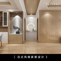 室内设计 家装设计 装修效果图新房装修设计 日式风家装设计