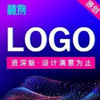 公司餐饮网站品牌酒店培训卡通图标标志商标LOGO设计画册