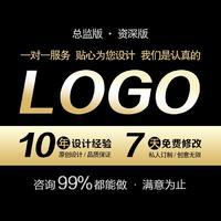 商标logo卡通字体设计餐饮教育食品企业标志图形设计图像处理