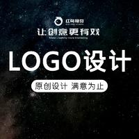 企业高端品牌LOGO设计公司原创logo餐饮卡通图文商标设计
