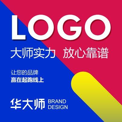 企业标志LOGO设计品牌公司商标设计logo设计时尚图形标志