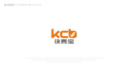 """""""拓客杯""""—快乘宝Logo设计大赛 东帝品牌设计 投标-猪八戒网"""
