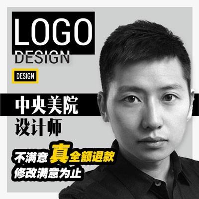 LOGO设计原创企业标志企业VIS商业餐饮工业金融LOGO定