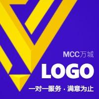 公司LOGO设计 商标标志设计 卡通LOGO设计平面品牌设计