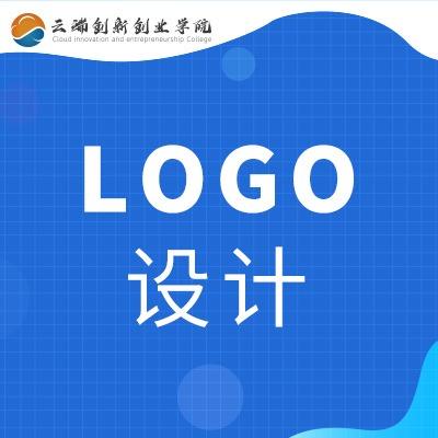 公司LOGO设计标准设计餐饮商标设计动态卡通原创logo设计