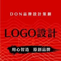 DON严选 logo 设计标志商标设计餐饮教育食品品牌全案策划