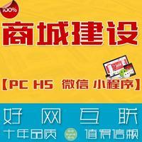 商城建设 商城网站 电商网站 购物网站 微信商城小程序商城