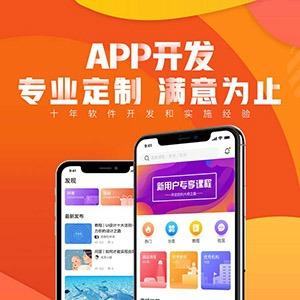 APP定制开发 混合开发 安卓应用开发 苹果应用开发
