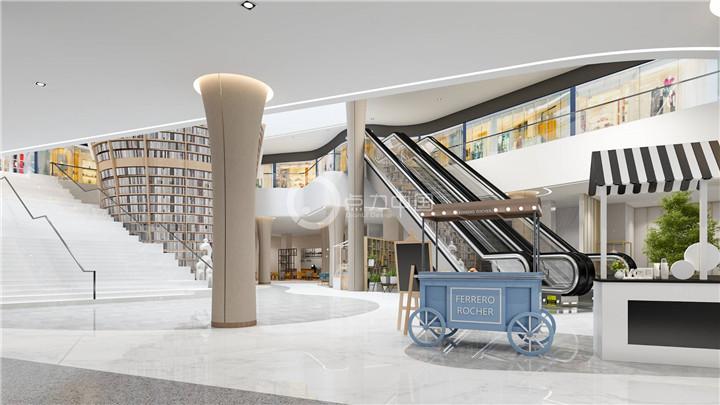 茶楼KTV婚纱影楼电影院会堂效果图施工设计