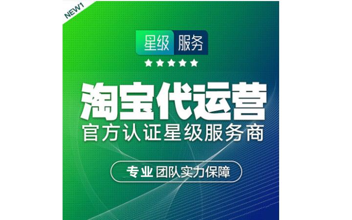 淘宝-天猫-拼多多 托管代运营直通车钻展淘宝客活动营销!