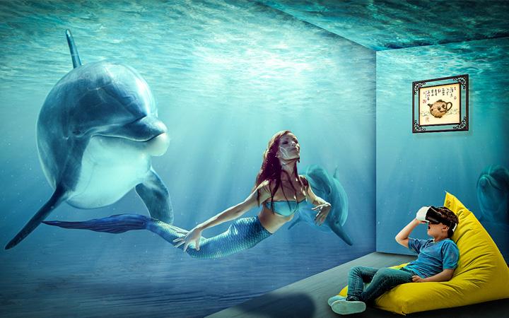 VR娱乐/VR游戏开发VR主题乐园/VR体验馆/体感游戏设备