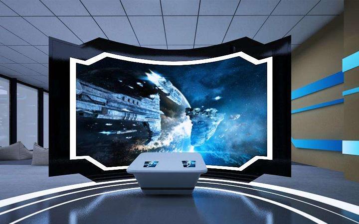 VR场景后期/场景布局/后期特效VR效果图动画/3D场景制作