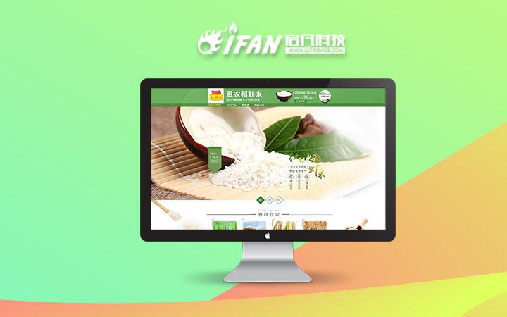 企业网站建设 模板建站 网站定制开发