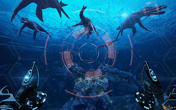 VR游戏开发/游戏交互定制/3D游戏开发/UE4程序开发