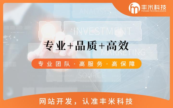 网站开发网站定制开发