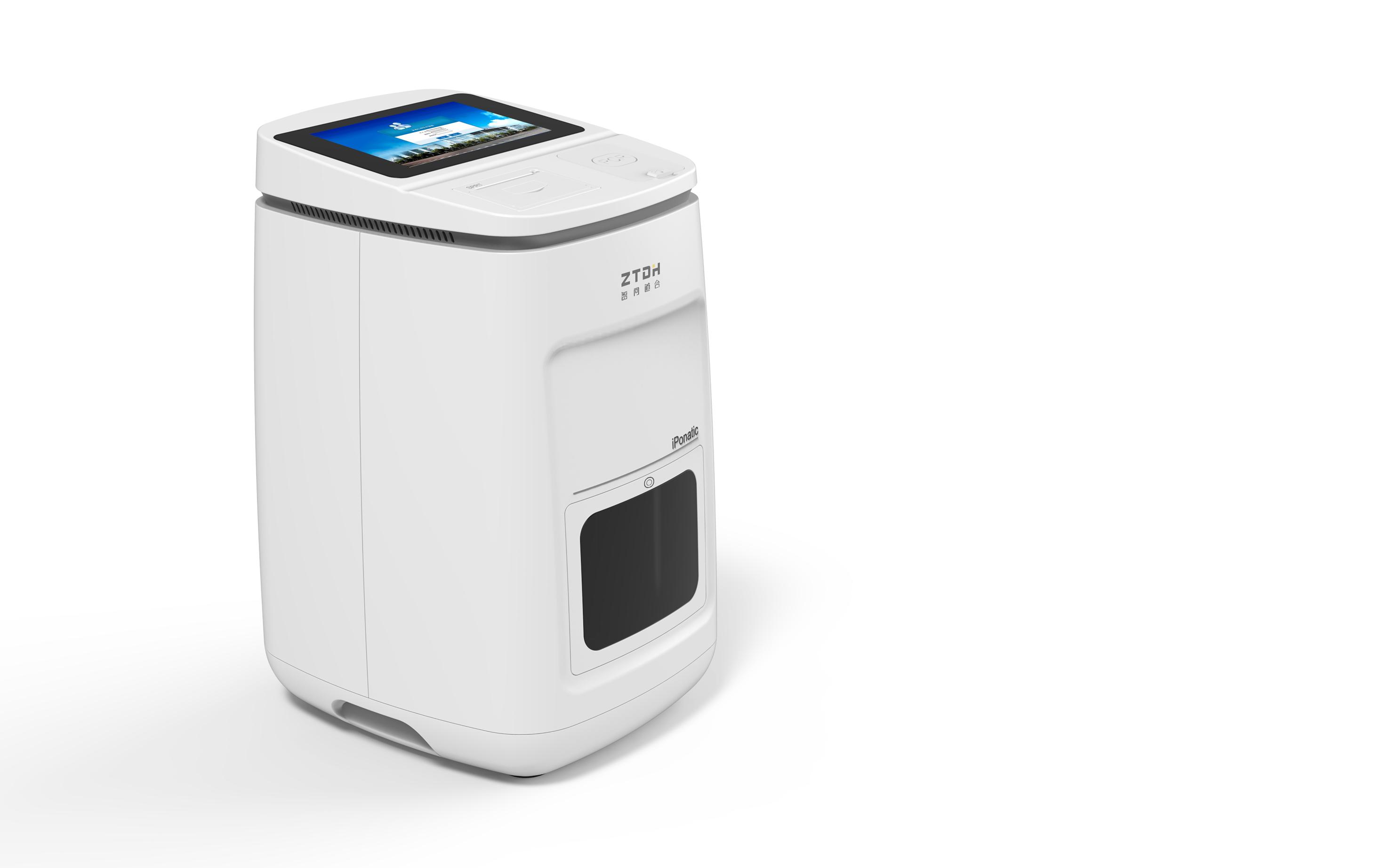 便携式全自动核酸提取仪分子诊断基因检测仪DNA测序仪医疗设计