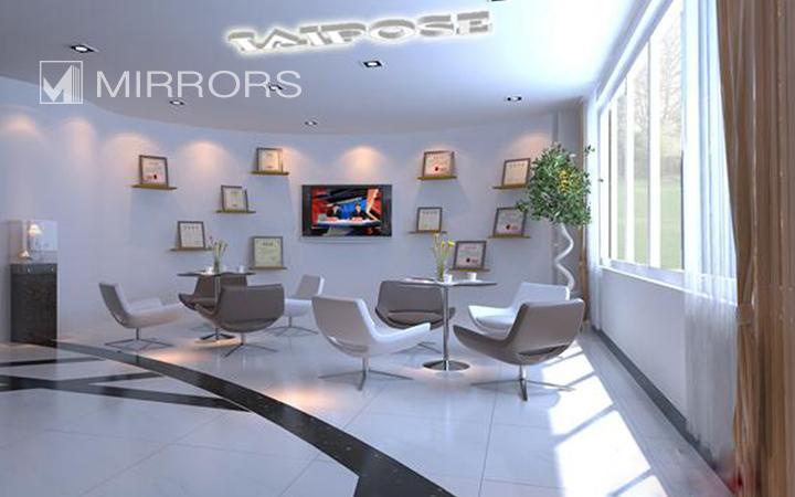 【办公空间】写字楼/众创空间/接待室会议室/效果图施工图设计