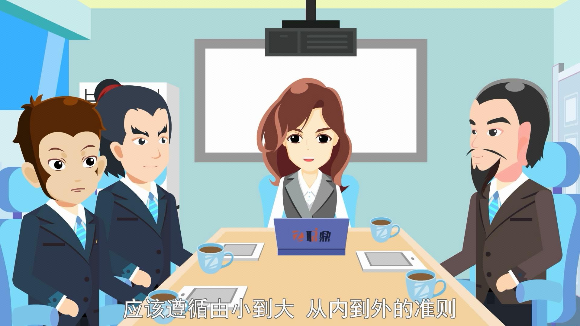 课件动画、培训动画设计、配音、制作 动画宣传片