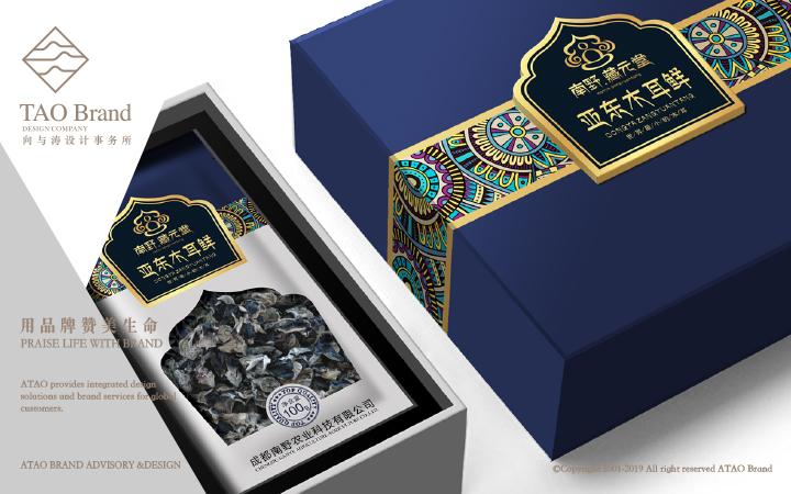 向与涛食品设计茶类酒水农产品护肤品包装设计瓶贴标签不干胶设计