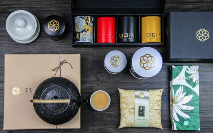 包装设计茶叶包装礼盒袋包装盒设计水果酒食品农产品包装设计
