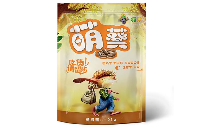 食品饮料包装盒设计产品包装袋手提袋礼盒设计瓶贴茶业标签设计